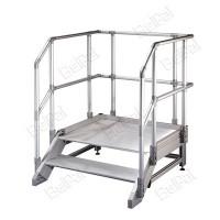 工业楼梯_工业楼梯批发_工业楼梯供应_贝派工业铝型材