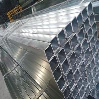40*40无缝方管 幕墙用型钢 Q235镀锌方管批发