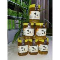 开心养蜂人正宗土蜂蜜全国包邮价每斤80元
