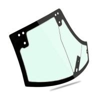 钢化玻璃定制加工 电动车侧窗玻璃 厂家直销特种车辆前挡风玻璃