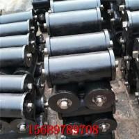 矿用地滚轮厂家批量供应铸钢地滚轮