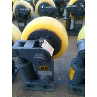 滚轮罐耳安装方式L30滚轮罐耳罐笼轮耐磨防滑